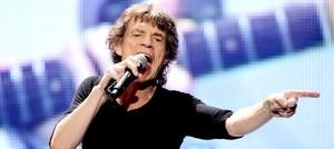 Mick Jagger明年要當曾祖父了!