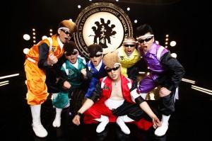 氣志團睽違一年四個月的新專輯即將發售!