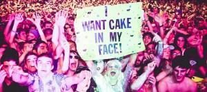 Steve Aoki也許暫時不再砸蛋糕了?!