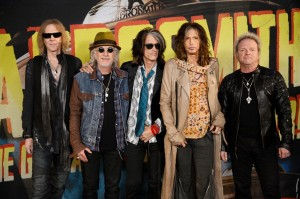 Aerosmith宣布取消大高雄超級搖滾日演出