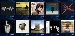 2013水星音樂獎 Mercury Prize入圍名單揭曉