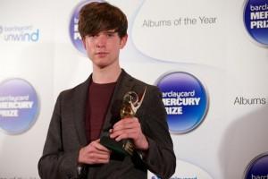 2013水星音樂獎Mercury Prize由James Blake獲得
