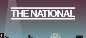 The National明年2月將首次來台開唱!