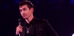 全英音樂獎年度最佳專輯得主Arctic Monkeys