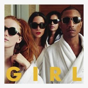 Pharrell Williams的新專輯邀來Daft Punk, Justin Timberlake, Miley Cyrus, Alicia Keys助陣