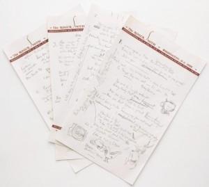 Bob Dylan《Like A Rolling Stone》手稿以六千萬元結標,成為史上最貴流行歌詞手稿