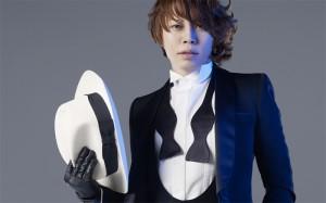 T.M.Revolution(西川貴教) 2014.10.19首次來台確認!!