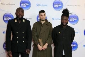 2014水星音樂獎Mercury Prize由Young Fathers獲得
