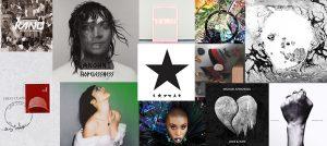 2016 年水星音樂獎入圍名單公佈